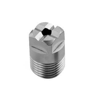 Square solid cone jet nozzle