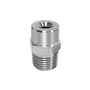 Wide Angle Full Jet Nozzle